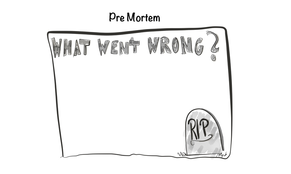 Framework No 7: The Pre Mortem
