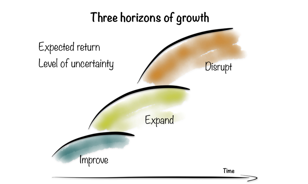 Framework no. 11: The Three Horizons
