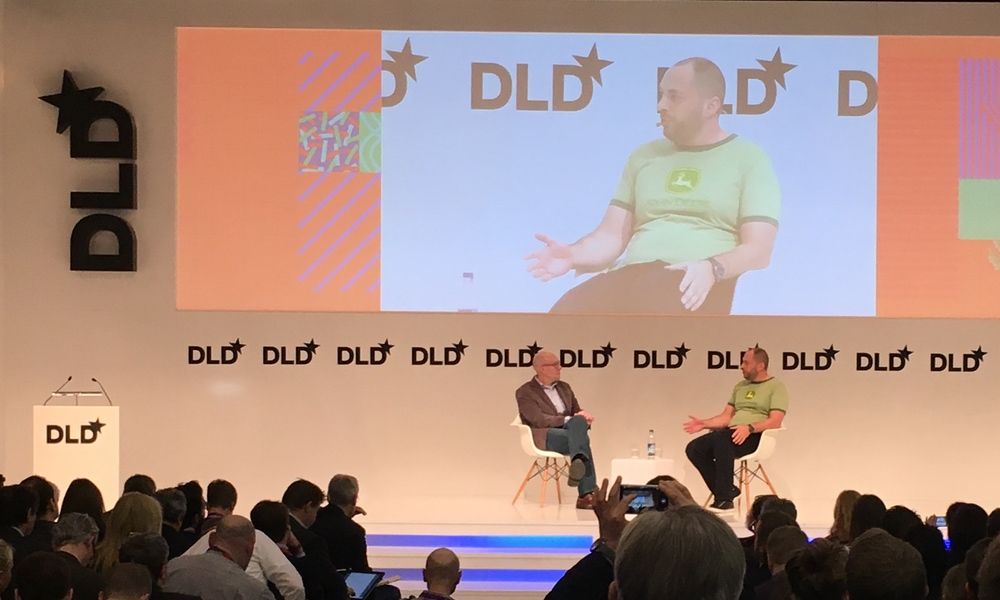 Tidbits from the DLD 2016