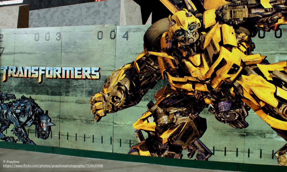 Transformers: Understanding Product Leadership